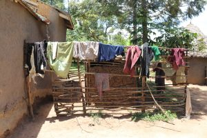 The Water Project:  More Clothes Out For Drying
