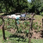 The Water Project: Luyeshe Community, Khausi Spring -  Dishrack
