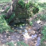 The Water Project: Luyeshe Community, Khausi Spring -  Unprotected Spring