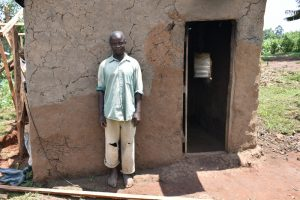 The Water Project:  John Bushuru