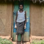 The Water Project: Shihome Community, Oloo Njinuli Spring -  Mary