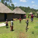 The Water Project: Shianda Commnity, Mukeya Spring -  Children Playing