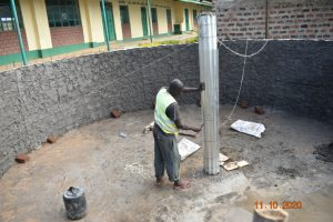 The Water Project:  Installing First Pillar
