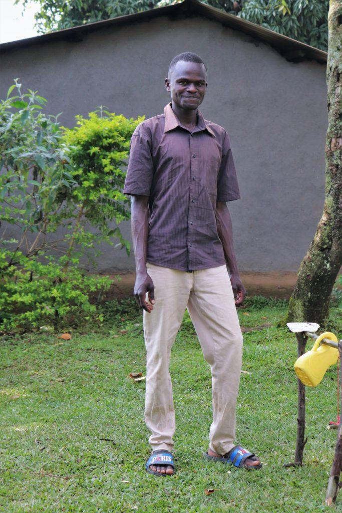 The Water Project : covid19-kenya18085-kamins-muteshi