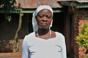 The Water Project:  Margaret Alubwa