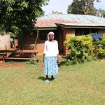 The Water Project: Shilakaya Community, Shanamwevo Spring -  Margaret Outside Her House