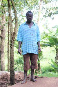 The Water Project:  Silas Indayi Khakhonya