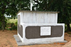 The Water Project:  Complete Vip Latrines
