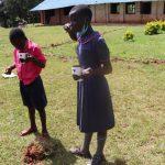 The Water Project: Jinjini Friends Primary School -  Dental Hygiene Training