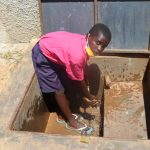 The Water Project: Jinjini Friends Primary School -  Washing Hands