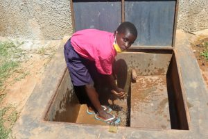 The Water Project:  Washing Hands
