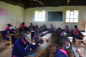 The Water Project:  Pupils At The Training