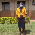 The Water Project: Jinjini Friends Primary School -  Sanitation Teacher Zipporah Lagat