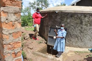 The Water Project:  Lavendar Excited For Clean Water