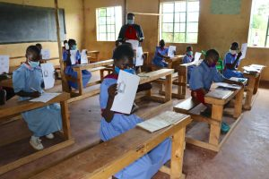The Water Project:  Reading Handouts
