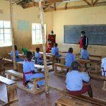 The Water Project: Mukoko Baptist Primary School -  Senior Teacher Opens Training