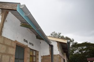 The Water Project:  Gutters To Catch Rainwater