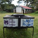 The Water Project: Mutulani Secondary School -  New Handwashing Station