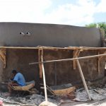 The Water Project: Mutulani Secondary School -  Plastering The Walls