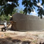The Water Project: Mutulani Secondary School -  Walls Near Completion