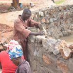 The Water Project: St. Paul Waita Secondary School -  Cementing The Walls