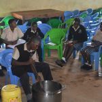 The Water Project: St. Paul Waita Secondary School -  Soap Making