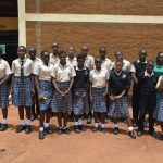 The Water Project: St. Paul Waita Secondary School -  Student Health Club Members