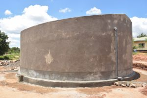 The Water Project:  Tank Walls Cure