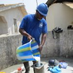 The Water Project: Lungi, New London, #10 Dankama Street -  Chlorination