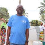 The Water Project: Lungi, Mahera, #5 MacAuley Street -  Chairperson Mr Bankole Davis Seasy Making A Statement