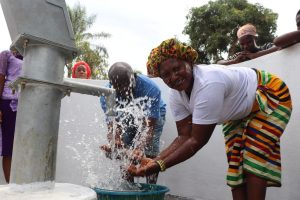 The Water Project:  Chairperson And Vice Chairperson