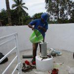 The Water Project: Lungi, Mahera, #5 MacAuley Street -  Chlorination