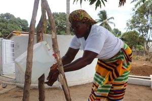 The Water Project:  Community Members Demostarting