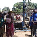 The Water Project: Lungi, Mahera, #5 MacAuley Street -  Ground Breaking