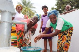 The Water Project:  Old Women Celebrating