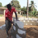 The Water Project: Lungi, Mahera, #5 MacAuley Street -  Pad Construction