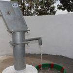 The Water Project: Lungi, Mahera, #5 MacAuley Street -  Water Flowing