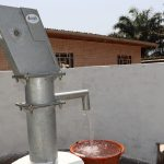 The Water Project: Lungi, Tardi, Khodeza Community School -  Clean Water Flowing