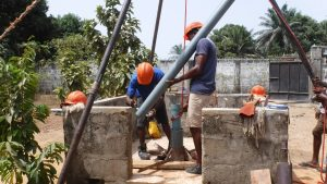 The Water Project:  Drilling