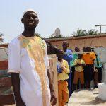 The Water Project: Lungi, Tardi, Khodeza Community School -  Mohamed A Koroma