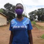 The Water Project: Lungi, Kambia, #6 Bangura St. -  Dora K