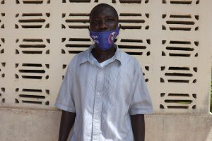 The Water Project:  Mohamed Kamara