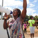The Water Project: Lungi, Kambia, #6 Bangura St. -  Rebecca K