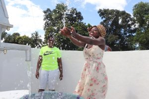 The Water Project:  Celebrating And Splashing