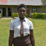 The Water Project: Friends Kisasi Secondary School -  Everlyne Elected Student Health Club Chair