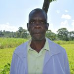 The Water Project: Indulusia Community, Yakobo Spring -  Jacob Lumbasi