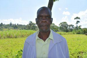 The Water Project:  Jacob Lumbasi