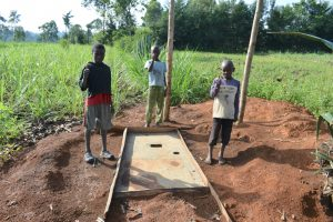 The Water Project:  Thumbs Up For Sanitation Platforms