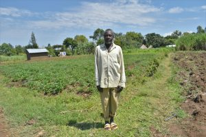 The Water Project:  Patrick Burudi