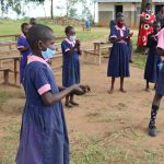 The Water Project: Kapkoi Primary School -  Handwashing Practice
